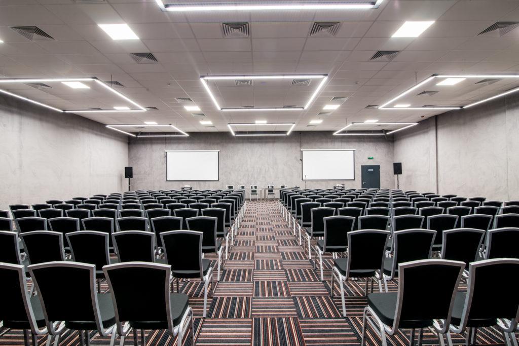 Indigo conference room